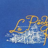 Broderies sur polos